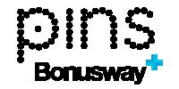PINS Bonusway logo