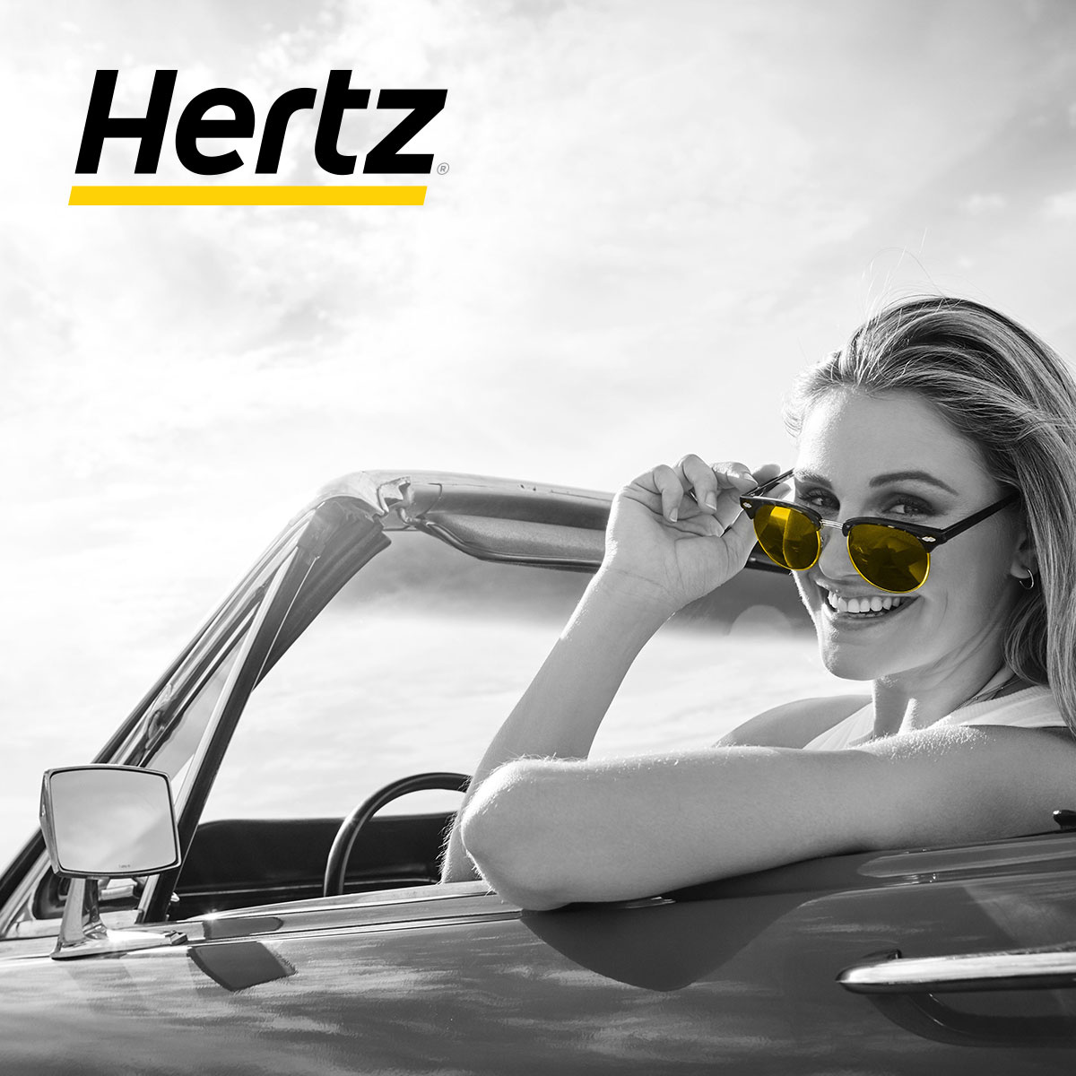 Earn 1500 PINS on every rental with Hertz image