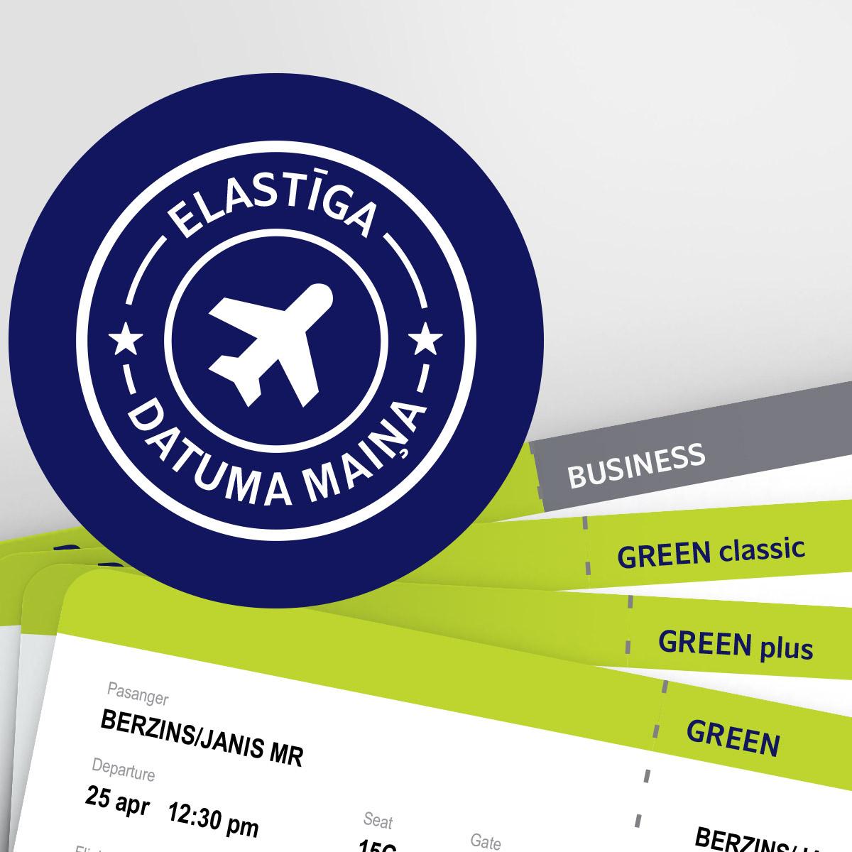 Jauni airBaltic biļešu veidi, jauni pins bonusi! image