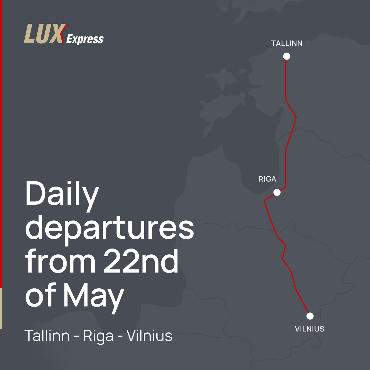 Lux Express Baltic routes are reopened image